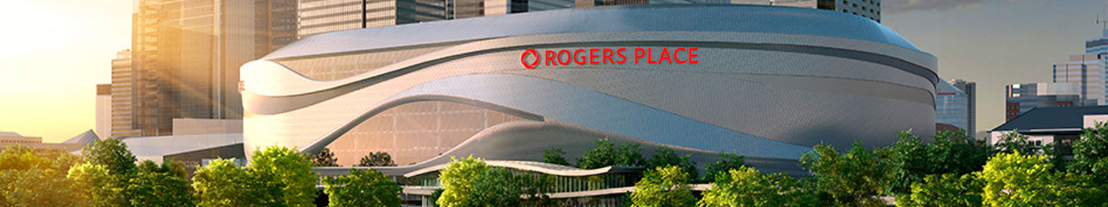 rogers place edmonton downtown ice district