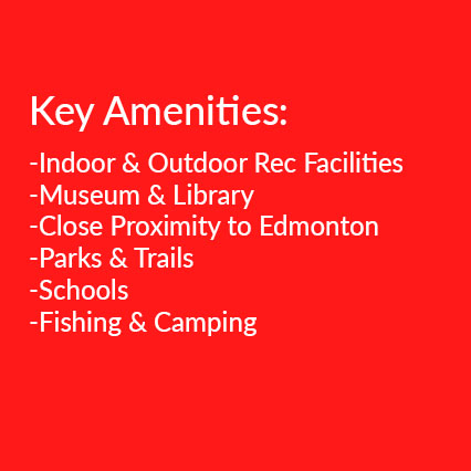 amenities in fort saskatchewan