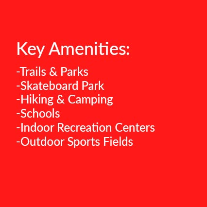 amenities in spruce grove alberta