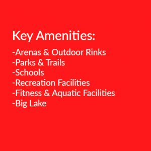 amenities in St.Albert
