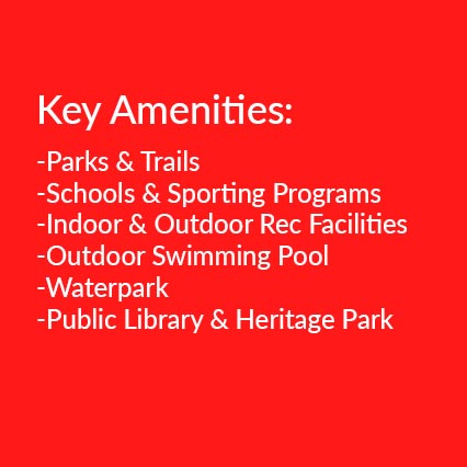 amenities in Stony Plain